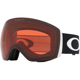 Oakley Flight Deck Goggles Herrer, sort/rød